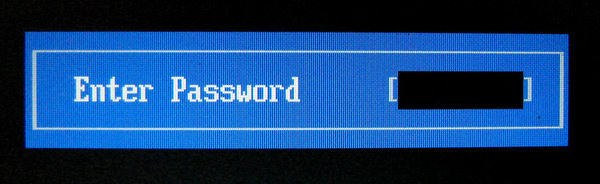 Bios Password Cracker